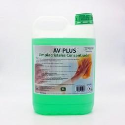 Limpiacristales AV-PLUS Garrafa 5 Ltr.