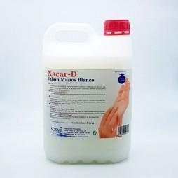 Limpia Manos NACAR-D Garrafa 5 Ltr.