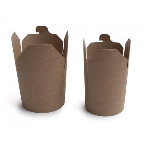 Porta-Comidas para noodles kraft 16oz (480ml)