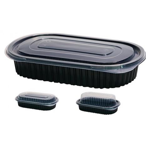 Bandeja Menu Lunch Box 1 Compartimento 800ml. 200 Unid.
