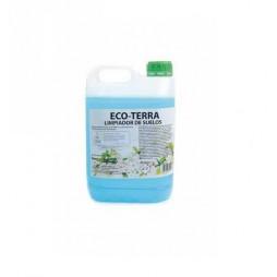 """Limpiador de suelos Eco TERRA 5 Litros """"Pack 4 Unds."""""""