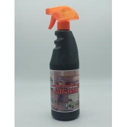 DESENGRASANTE MILUSOS 750 ml Spray Pulverizador 750 Ml. (Pack 4 Unid.)
