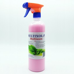 MULTIXOL-P MULTIUSOS Spray Pulverizador 750 Ml. (Pack 4 Unid.)