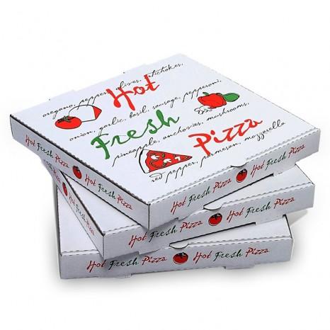 Caja Pizza 40 cm (Pack 50 unid.)
