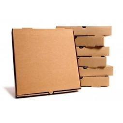Caixa Pizza (KRAFT) 33 cm (Pack 100 unid.)