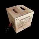 Caja bag in box 5 litros. (Paq. 30 unds.)
