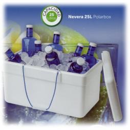 Nevera Polarbox C 25 litros