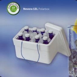 Nevera Polarbox C 13 litros