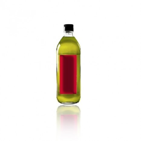 Botella Aceite 1/2 litro Bertoli con tapon irrellenable (Bolsa 100 unds.)