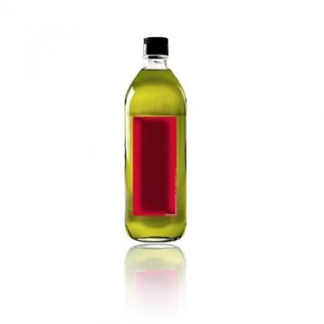 Botella Aceite 3/4 litro Bertoli con tapon irrellenable (Bolsa 75 unds.)