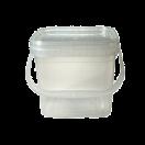 Cubo Rectangular 4.600cc Litros (Paquete 34Unds.)