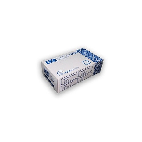 Guantes de Nitrilo Azul sin Polvo (1000 unidades)