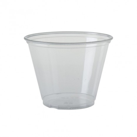 Vaso Frappe/Smoothie 266ml 9oz. (Caja 1000 unds.)
