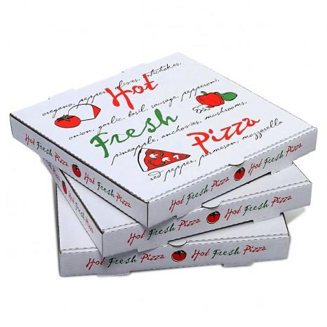 Caja Pizza 26 cm (Pack 100 unid.)