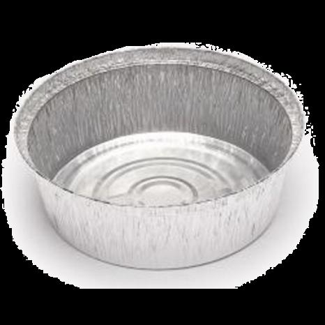 Envase Aluminio Medio Pollo (caja 500 unds.)