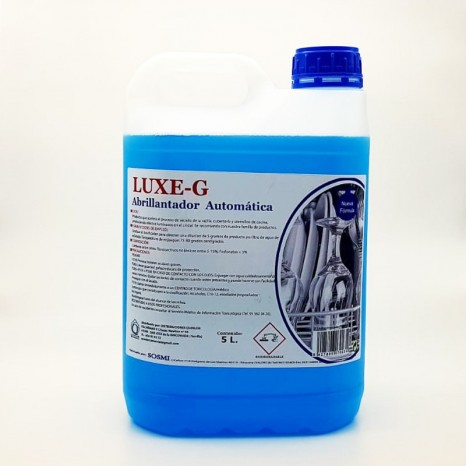 Secador Automático LUXE-G Garrafa 5 Ltr. (Pack 4 Unid.)