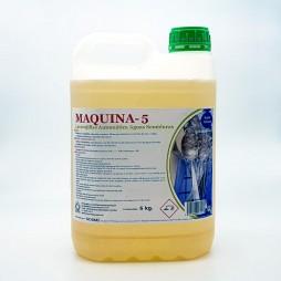 Lavavajillas MAQUINA-5 Garrafa 6 Kg.