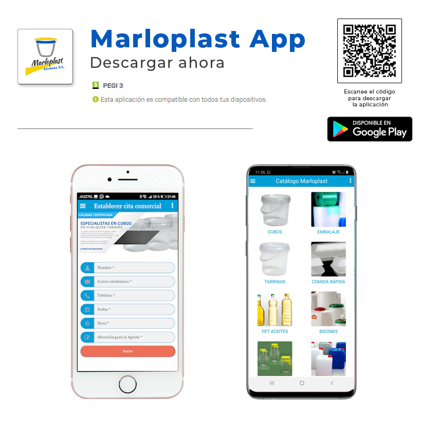 Marloplast App