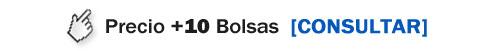 Precio +10 Bolsas
